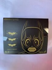 Batman Dark Knight Trilogy Cosbaby Set Hot Toys DC Comics