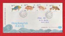 Fish Used British First Day Covers Stamps