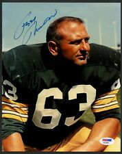 Fred Fuzzy Thurston signed autograph 8x10 photo Green Bay Packer PSA/DNA Cert