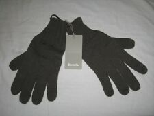 BNWT - BENCH Knitted Winter Gloves  Charcoal Grey