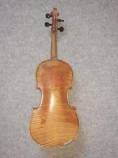 Antike Geige Heinrich Kessler 1917
