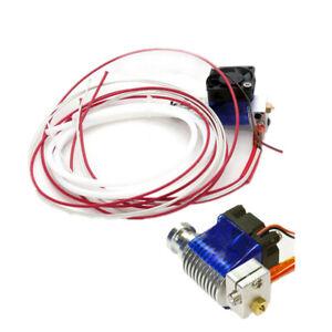 3D Printer Extruder Metal J-Head E3D Extruder V6 Nozzles 1.75MM M111
