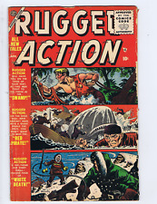 Rugged Action #3 Atlas Pub 1955
