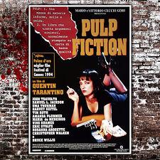 Movie Poster Pulp Fiction - Quentin Tarantino 35x50 CM