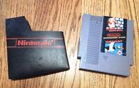 Super Mario Bros./Duck Hunt Game Cartridge (Nintendo Entertainment System, 1988)