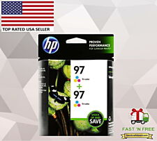 Genuine HP 98 Black & 95 Tri-color 2 Ink Cartridge Value Pack New Sealed In Box