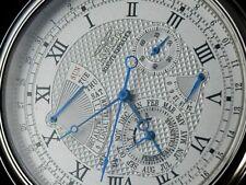 NOS Invicta 44mm Minute Repeater Perpetual Calendar Multi Alarm Sapphire Watch