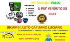 KIT FRIZIONE VALEO COD.821458 PER FIAT BRAVA,BRAVO,IDEA,PUNTO,YPSILON 1.2 16V