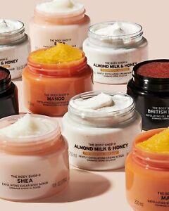 The Body Shop | Body Scrub, Bath, Shower | Smooth Skin | Discontinued | New