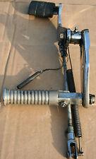 Brake Mechanical Backing Plate Foot Peg Brake Arm Rubber Pedal Linkage (U-646)