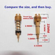 Mikuni Carb Mixture Screw (fuel ratio adjusting screw) EN125 GN250 BDST FZR400RR