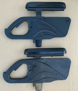 Motion Composites HELIO C2 manual Wheelchair Armrests Pads Side Guards