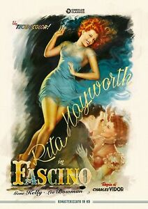 FASCINO  RIMASTERIZZATO IN HD   DVD MUSICALE