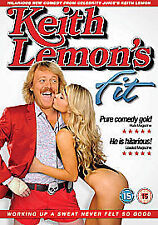 Keith Lemon's Fit (DVD, 2010) 105 NEW