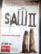 Saw II (DVD, 2006) PRE-OWNED