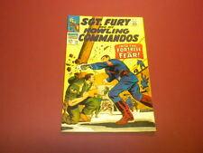 SGT. FURY AND HIS HOWLING COMMANDOS #39 Marvel Comics 1967 Nick Fury WAR