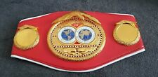 IBF boxing belt