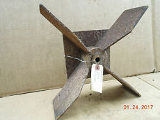 BILLY GOAT LEAF VACUUM KD50 FAN IMPELLER
