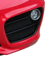 Porsche Cayman 981 (Manual/PDK without Sensors) - Outer Grille Set - Black finis