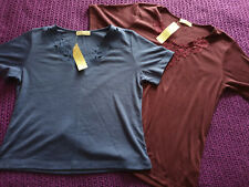 Brand New with tags TWO lace detail T-Shirts size 18-20 UK work casual wear