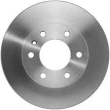 Disc Brake Rotor-Premium Brake Rotor Front Bendix PRT5825