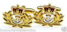 Royal Naval / Navy Officer Cufflinks