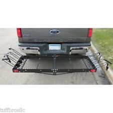 Tow Tuff Cargo Carrier With Bike Rack TTF-2762KR