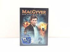 Macgyver: Season 2 DVD Box written in German Audio in English and German Import