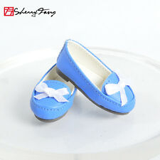 "Blue Sherry Fashion Shoes Pumps for Tonner 10"" 2014 New Patsy body Doll 1-6ds-4"