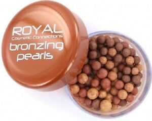 Royal Bronzing Pearls Multi colour Shimmer Bronzer 50g new sealed