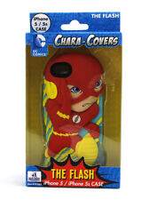 iPhone 5/5s The Flash Chara-Cover Protective Case DC Comics Justice League New