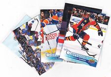 16-17 2016-17 UPPER DECK CANVAS - FINISH YOUR SET LOW SHIPPING RATE