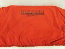 Beverly Hills Motoring Accessories 90-91 Ferrari Testarossa Indoor Car Cover Red