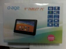 D-AGE DA988 8GB TABLET,. BPO-DAGE-DA988 white