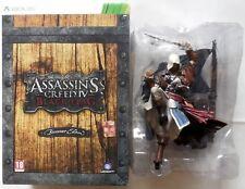 XBOX ASSASSIN'S CREED IV BLACK FLAG BUCCANEER EDITION GAME PAL FIGURE SIGILLATO