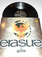 "ERASURE - Chorus - Deleted 1991 UK 4-track 12"" Vinyl Single"
