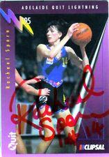 Rachel sporn: os 2.2000+2004, os 3.1996 baloncesto Australia