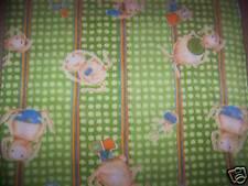"Baby Bunny & Toys Fleece Fabric Debbie Mumm Fleece 2.94 Yd L x 60""W"
