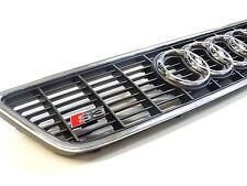 Original Audi S3 A3 8L Kühlergrill Sportgrill schwarz chrom - 8L9853651 3FZ