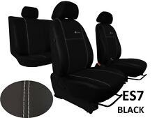 TOYOTA HILUX 2005-2016 ECO LEATHER EXCLUSIVE SEAT COVERS MADE TO MEASURE FOR CAR