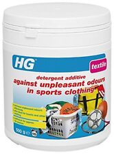 HG Against Unpleasant Odours in Sports Clothing (Detergent addtive)