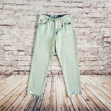 Adriano Goldschmied AG The Phoebe Vintage High Waisted Tapered Leg Jeans Size 30