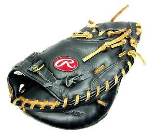 Vintage Rawlings Renegade RSCMB Baseball Glove Mitt Black RHT