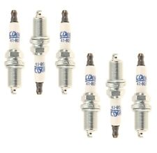 Set Of 6 Spark Plugs AcDelco For Toyota Porsche Nissan Mitsubishi Audi BMW 6 CYL