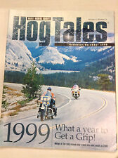Hog Tales Magazine What A Year To Get A Grip November/December 1999 040617nonr