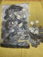 More details for sixpence coins elizabeth ii george vi, job lot qty (450)