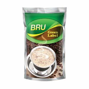 BRU Green Label Kaffee, 200g Packung 2