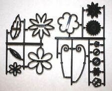 Patchwork Cutters FANTASY FLOWERS Sugarcraft Cake Decorating