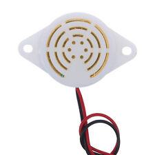 2pcs 3-24V Electronic Tone Buzzer Alarm 95DB Continuous Sound 12V Security