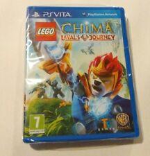 LEGO Legends of Chima: Laval's Journey (Sony PlayStation Vita) PSV PS VITA NEW